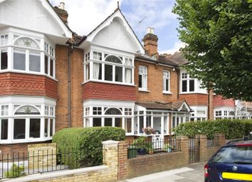 Thumbnail 5 bed terraced house for sale in Copthall Gardens, Twickenham