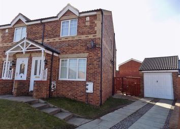 Thumbnail 2 bed semi-detached house for sale in Wensleydale, Skelton-In-Cleveland, Saltburn-By-The-Sea