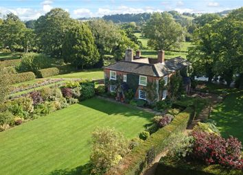 Thumbnail 6 bed detached house for sale in Oakley Lane, Mottisfont, Romsey, Hampshire