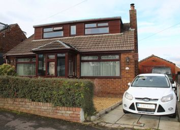 Thumbnail 3 bed detached bungalow for sale in Egremont Road, Milnrow, Rochdale