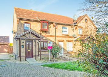 Thumbnail 3 bed end terrace house for sale in Diana Way, Caister-On-Sea, Great Yarmouth