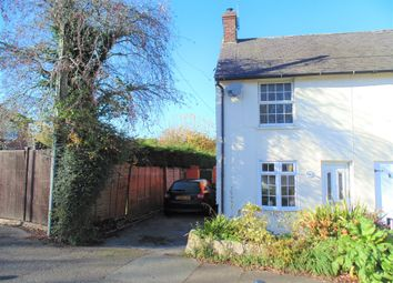 Thumbnail 2 bed semi-detached house for sale in Lewes Road, Halland, Lewes