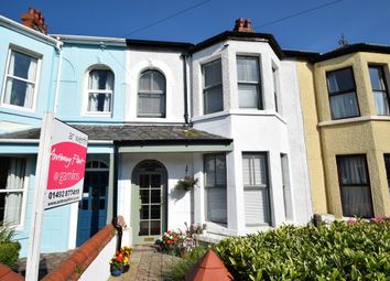 Thumbnail 3 bed terraced house for sale in Vardre View Terrace, Deganwy, Conwy