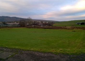 Thumbnail Commercial property for sale in Land At Snipefield Business Park, Campbeltown
