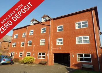 Thumbnail 2 bed flat to rent in Westbourne Road, Wirral