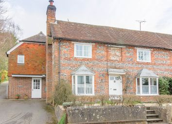 Thumbnail 5 bed link-detached house for sale in Hurstbourne Tarrant, Andover, Hampshire