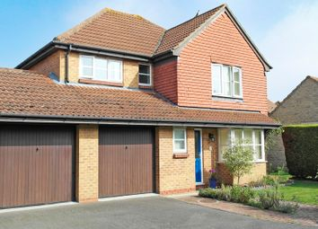 Thumbnail 4 bed detached house for sale in Westwater Way, Didcot