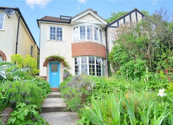 Thumbnail 4 bed semi-detached house for sale in Overhill Road, East Dulwich, London