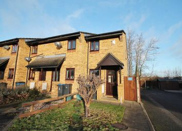Thumbnail 1 bed end terrace house for sale in Cheltenham Close, New Malden