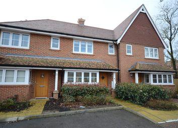 Thumbnail 3 bed terraced house for sale in Wheeler Avenue, Wokingham, Berkshire