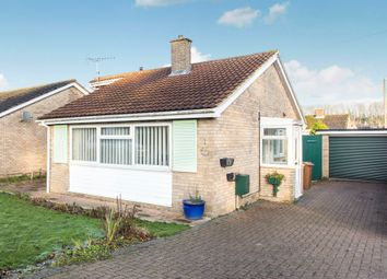 Thumbnail 2 bedroom detached bungalow for sale in Longfields, Swaffham