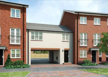 Thumbnail 2 bed flat for sale in Plot 405 Wiske Phase 4, Navigation Point, Cinder Lane, Castleford