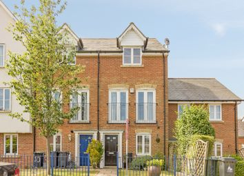Thumbnail 3 bed town house for sale in Godfrey Gardens, Chartham Downs, Canterbury