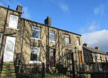 3 bed terraced house for sale in Scar Lane, Milnsbridge, Huddersfield HD3
