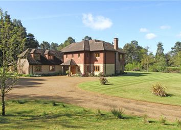 Thumbnail 8 bed detached house for sale in Wheatsheaf Enclosure, Liphook, Hampshire