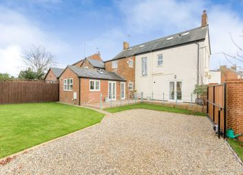Thumbnail 5 bed detached house for sale in Silver Street, Newport Pagnell