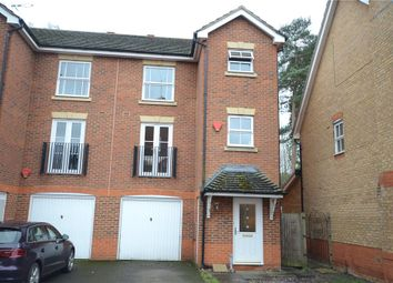Thumbnail 3 bed semi-detached house for sale in Attwood Drive, Arborfield, Reading