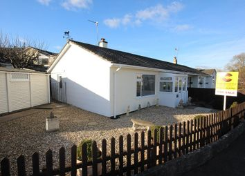 Thumbnail 2 bed detached bungalow for sale in Tor Gardens, Ogwell, Newton Abbot