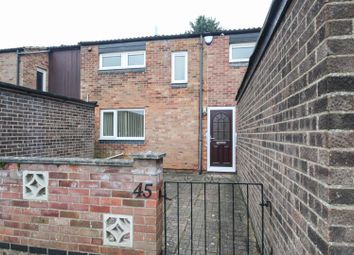 Thumbnail 4 bed terraced house for sale in Molewood Close, Cambridge