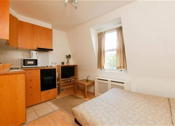 Thumbnail Studio to rent in Penywern Road, Earls Court, London