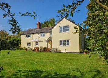 Malting Cottage, Upwick, Albury, Hertfordshire SG11. 5 bed detached house for sale