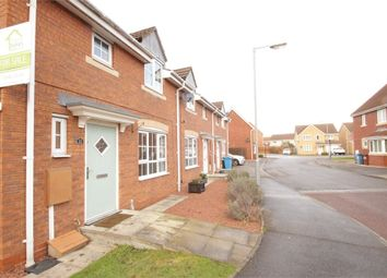 Thumbnail 3 bed end terrace house for sale in Rivelin Park, Kingswood, Hull, East Riding Of Yorkshire