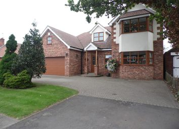 Thumbnail 6 bed detached house for sale in Moorland Grove, Doncaster