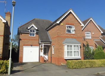 Thumbnail 3 bed property to rent in Azaela Close, Lutterworth, Leicestershire
