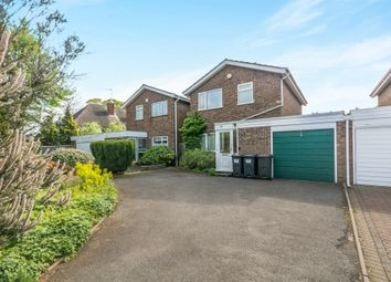 Thumbnail 3 bed detached house for sale in Metchley Lane, Harborne, Birmingham