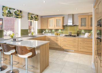 "Thumbnail 5 bedroom detached house for sale in ""Kemble"" at Hill Pound, Swanmore, Southampton"