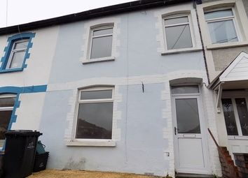 Thumbnail 2 bed terraced house to rent in West View Terrace, Six Bells, Abertillery