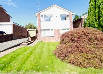 Thumbnail 4 bed detached house for sale in Lon-Y-Fro, Pentyrch, Cardiff