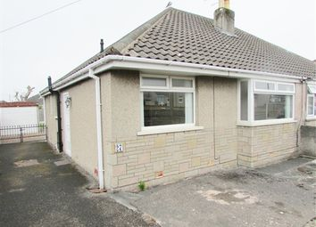 Thumbnail 2 bed bungalow to rent in Leamington Road, Westgate, Morecambe