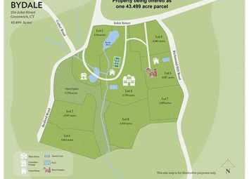 Thumbnail Land for sale in Call Listing Agent, Connecticut, 06831, United States Of America