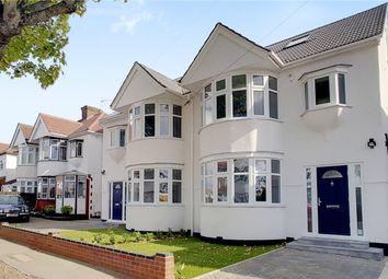 Thumbnail 2 bed flat for sale in Larkfield Avenue, Harrow