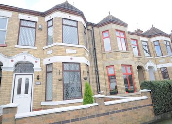 Thumbnail 3 bed terraced house for sale in Holderness Road, East Hull