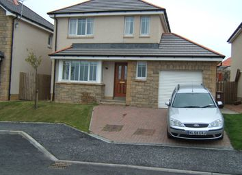 Thumbnail 3 bedroom detached house to rent in Macalpine Court, Tullibody, Alloa
