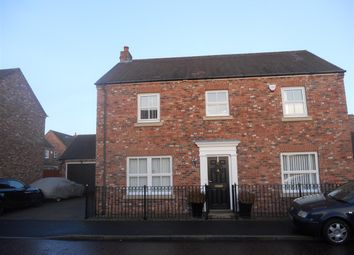 Thumbnail 4 bed detached house to rent in Sharpeton Drive, Great Park, Newcastle Upon Tyne