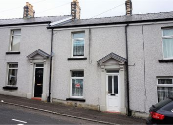 Thumbnail 2 bed terraced house for sale in Aberdyberthi Street, Hafod