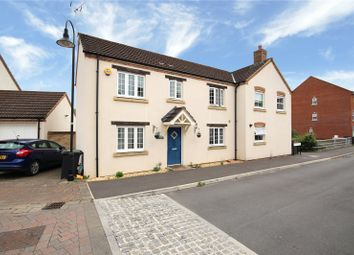 Thumbnail 3 bed semi-detached house for sale in Prospero Way, Haydon End, Swindon, Wiltshire