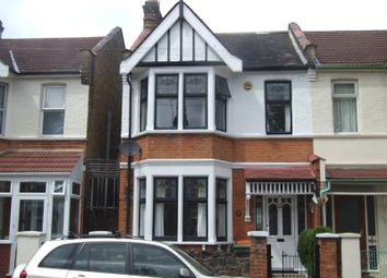 Thumbnail 3 bed end terrace house for sale in Lincoln Road, London