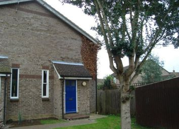 Thumbnail 1 bedroom terraced house to rent in Birch Close, Ely