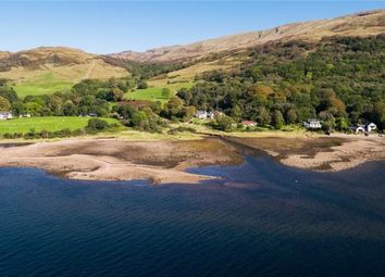 Thumbnail 4 bed detached house for sale in The Beeches, Colintraive, Argyll And Bute