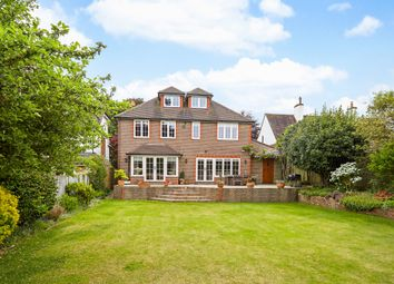 Thumbnail 6 bed detached house to rent in Crakell Road, Reigate