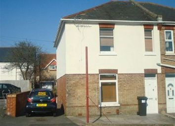 Thumbnail 1 bed flat to rent in Luther Road, Winton, Bournemouth