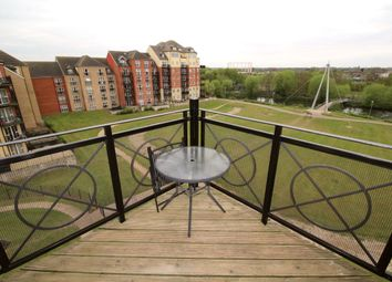 Thumbnail 3 bedroom flat for sale in Britannia House Palgrave Road, Bedford