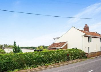 Thumbnail 4 bedroom cottage for sale in Yarmouth Road, Broome, Bungay