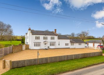 5 bed detached house for sale in Hare Street Road, Anstey, Hertfordshire SG9