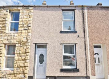 Thumbnail 2 bed terraced house for sale in Harcourt Street, Workington