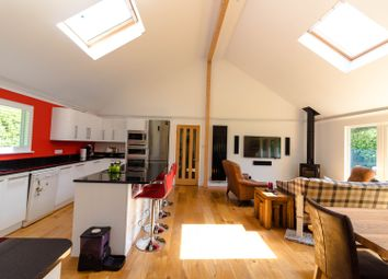 Thumbnail 4 bed detached bungalow for sale in Silchester, Reading